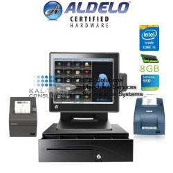 Kal Tech Pos New Hp Rp7800 Aldelo Pro Sushi Pos All In